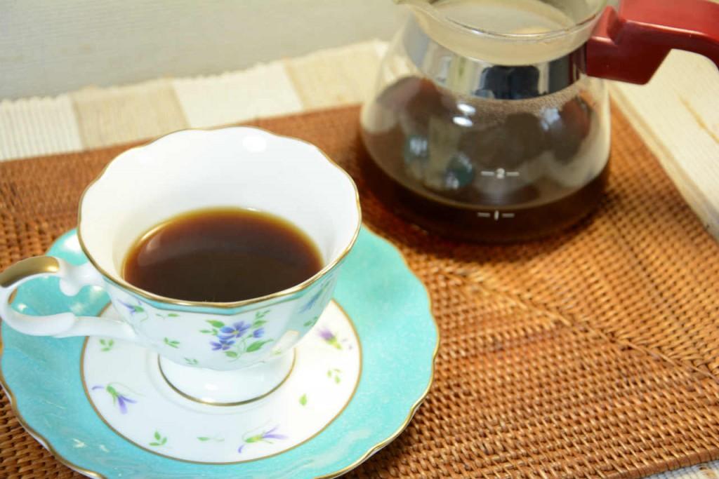 優雅なコーヒーの時間を楽しむ