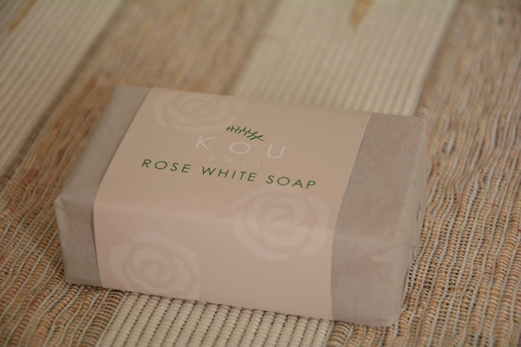KOU石鹸の使用感