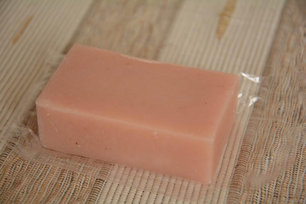 バリ島のKou 石鹸のレビュー