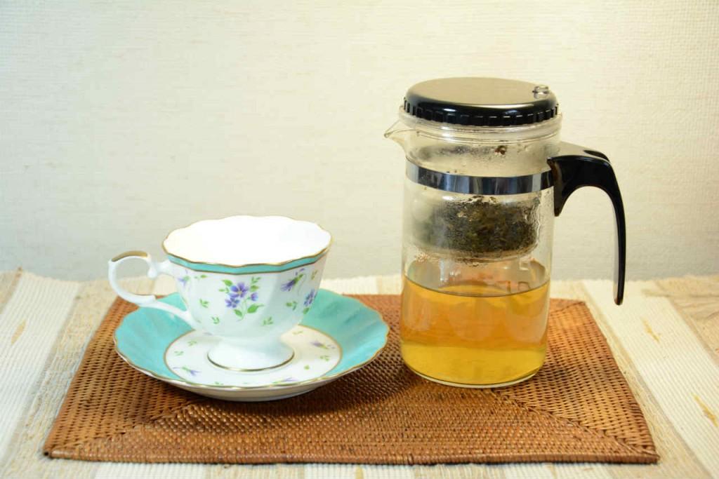 お茶をシンプルに楽しむ