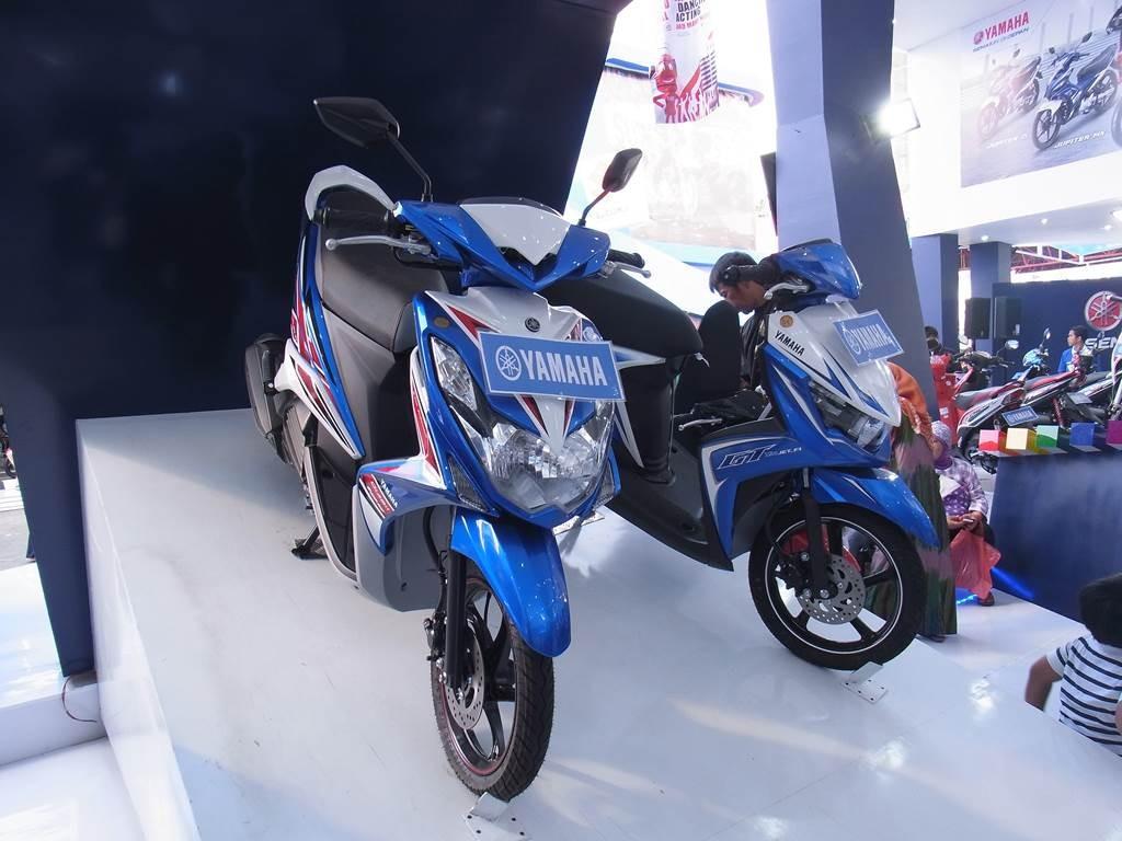 indonesia Yamaha のバイク