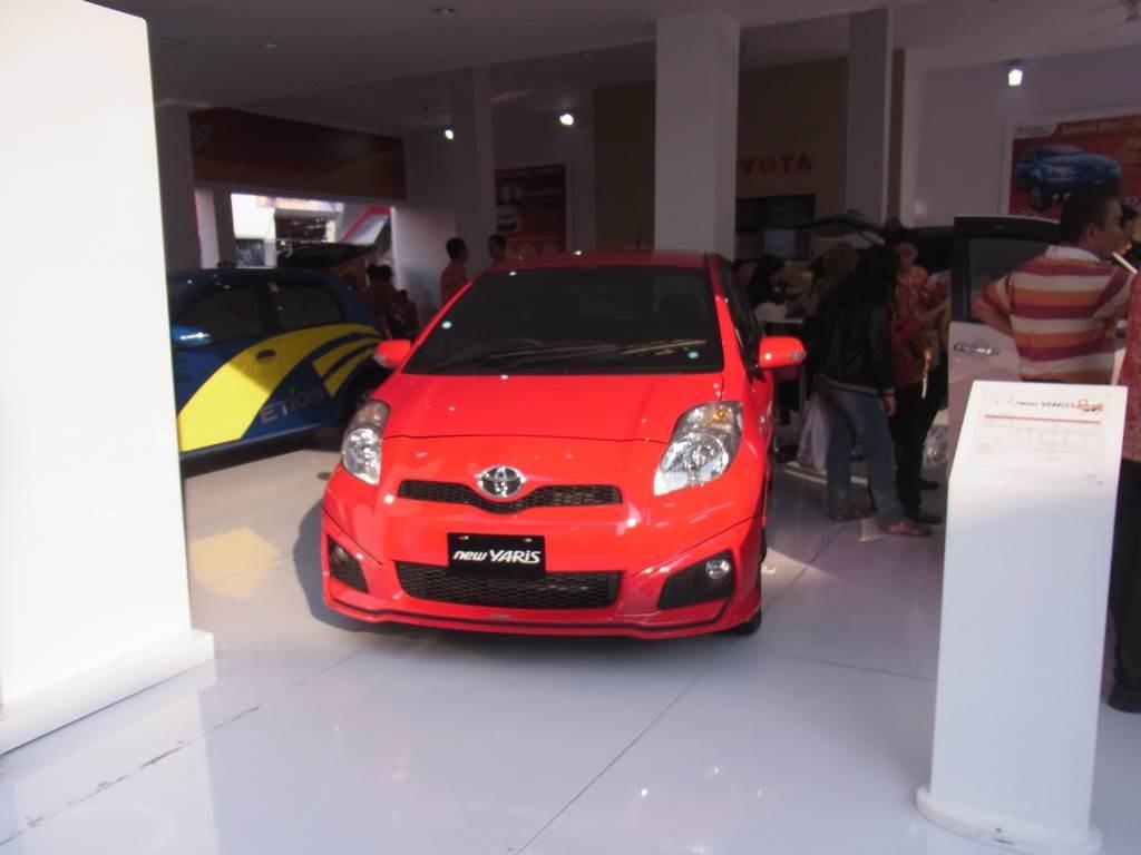 インドネシアのトヨタ車