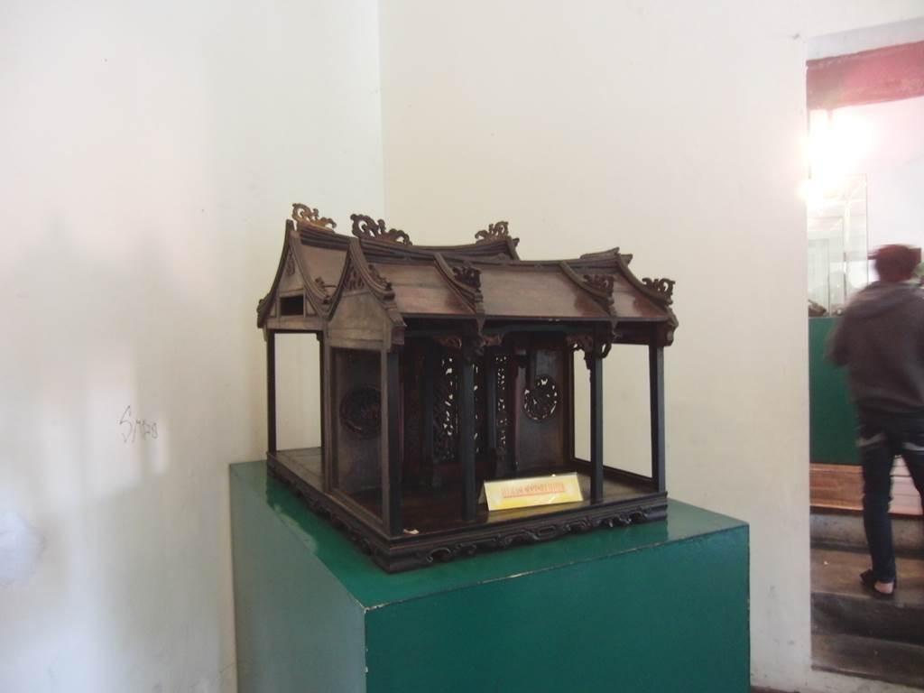建物の模型