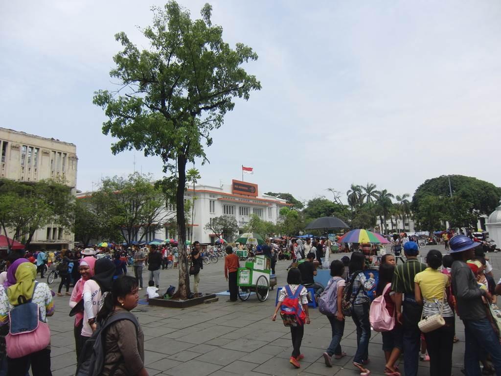 ファタヒラ広場の様子2