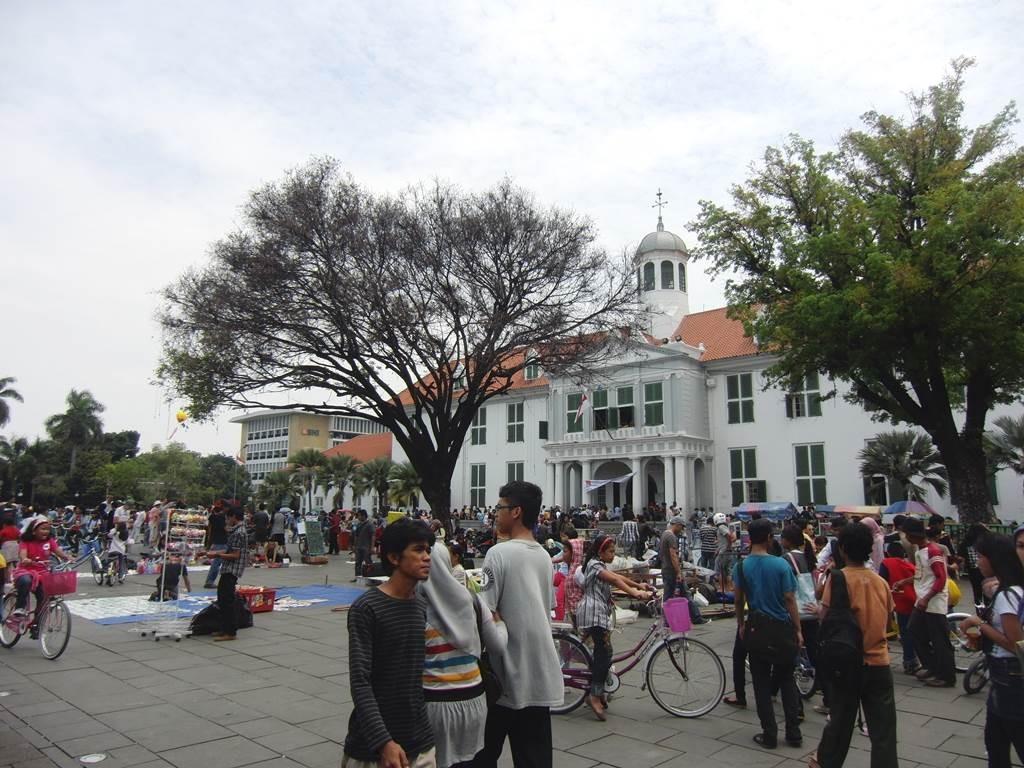 ファタヒラ広場の様子3