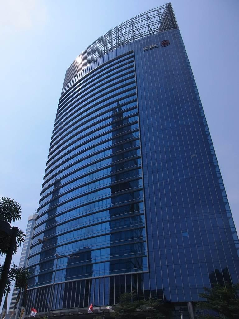 ICBC ジャカルタのビル