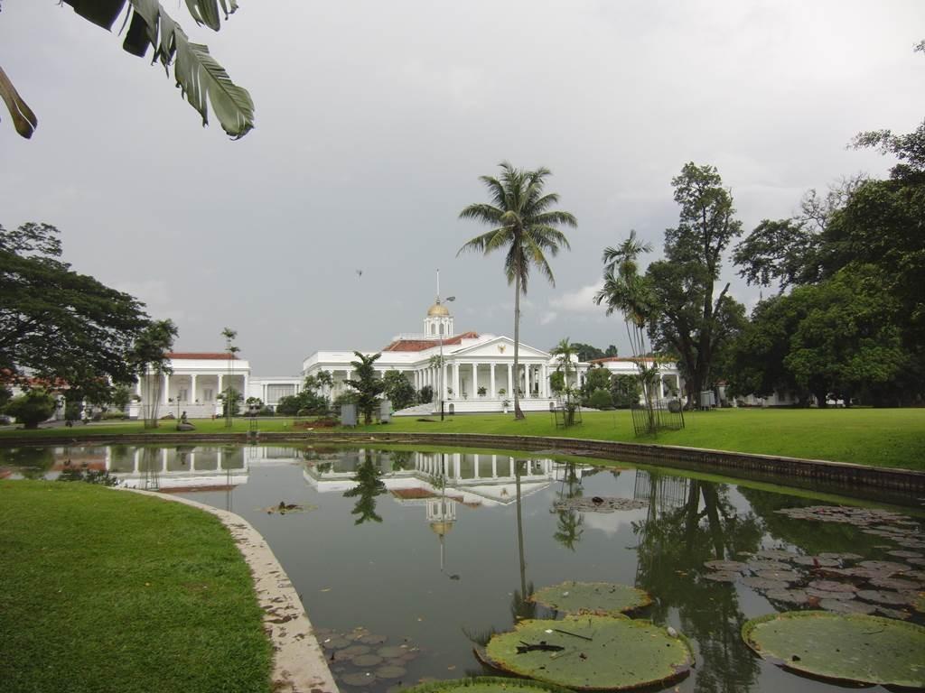 ボゴール宮殿