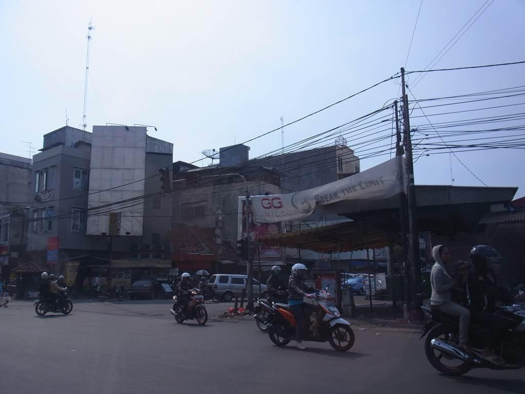 東南アジアらしい建物