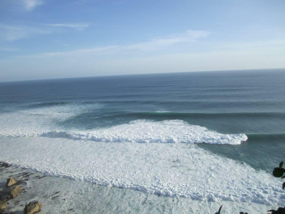 ウルワルの波