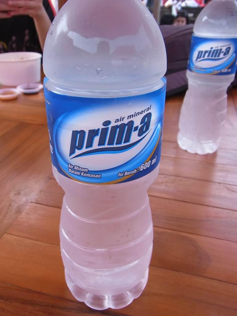 インドネシアの水