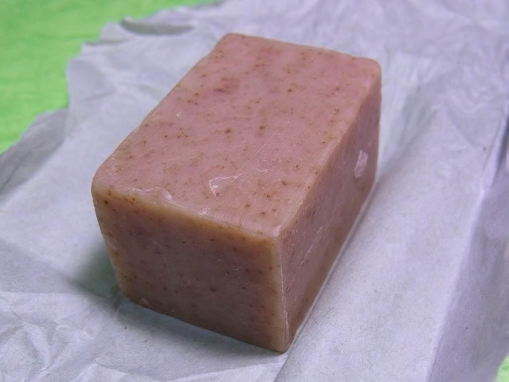 KOU石鹸バニラの香りの中身