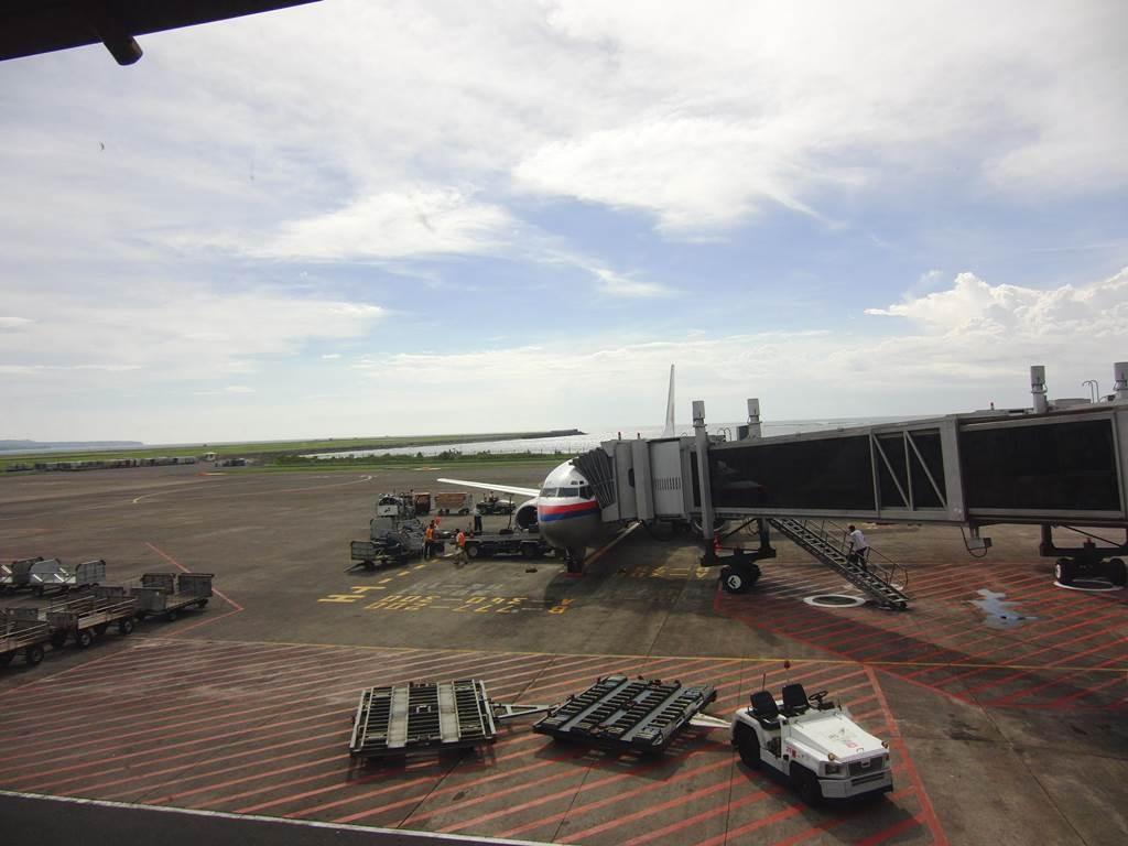 バリ島の空港