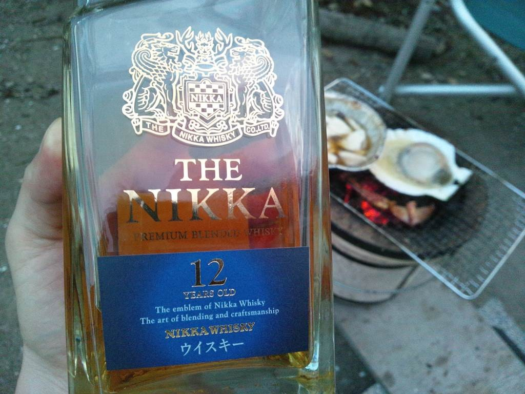 The Nikka Whisky 12 years old
