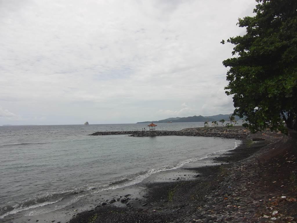 バリ島のカランガッセムまでの景色6
