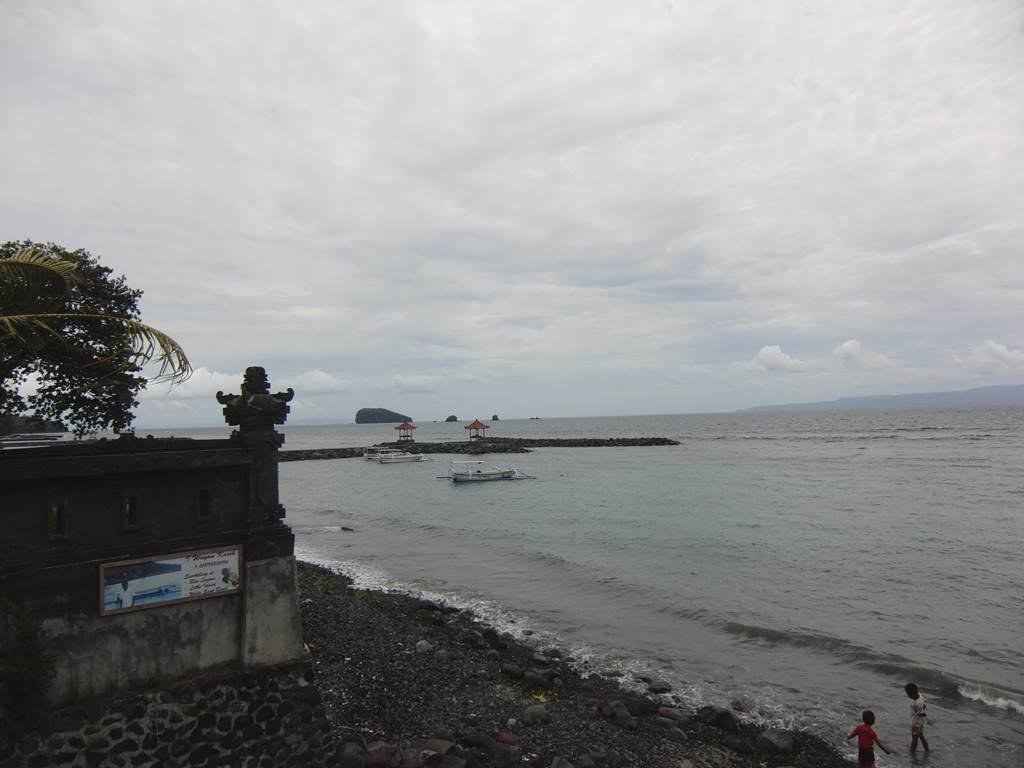 バリ島のカランガッセムまでの景色4