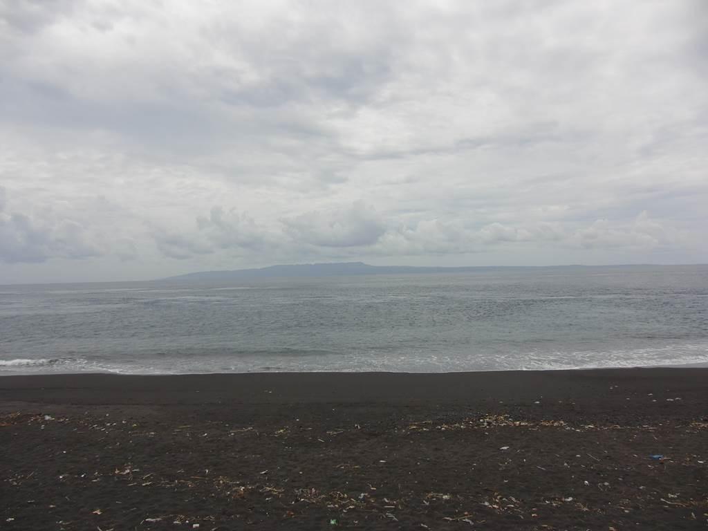 バリ島のカランガッセムまでの景色10