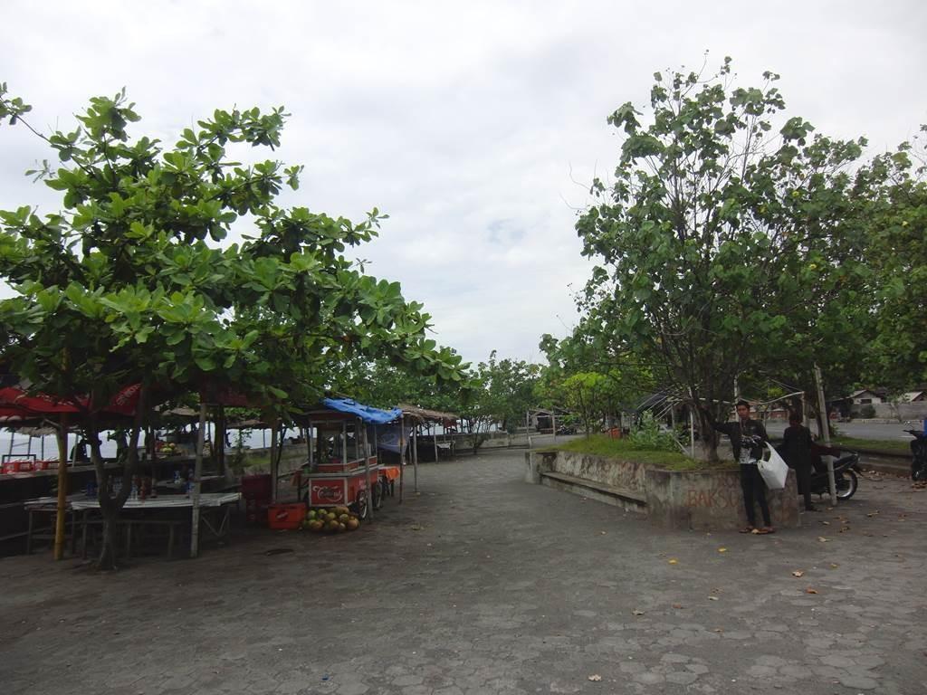 バリ島のカランガッセムまでの景色13